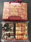 傳統口酥禮盒(蛋素)